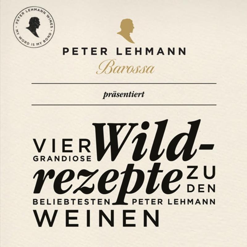 Prospekt für Peter Lehmann Weine